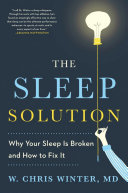 The Sleep Solution Pdf/ePub eBook