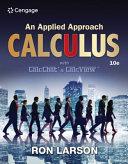 Calculus: An Applied Approach
