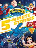 Dc Super Friends 5 Minute Stories