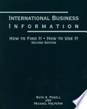 international business information