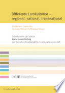 Differente Lernkulturen     regional  national  transnational