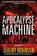 Apocalypse Machine Book PDF