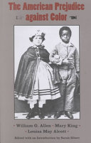 The American Prejudice Against Color And Marriage In Antebellum America