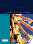 Developing Management Skills For Europe