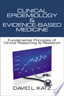 Clinical Epidemiology & Evidence-Based Medicine : this book shows how statistical...