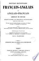 Nouveau dictionnaire français-anglais et anglais-français abrégé de Boyer rédigé d'après les meilleurs dictionnai, 1