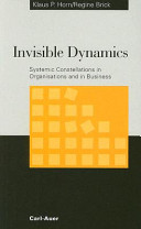 Invisible Dynamics