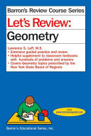 Let S Review Geometry