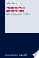 Transzendentale Strukturtheorie