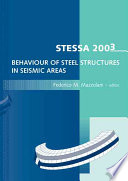 STESSA 2003   Behaviour of Steel Structures in Seismic Areas