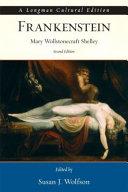 Mary Wollstonecraft Shelley s Frankenstein  or  The modern Prometheus