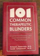 101 Common Therapeutic Blunders