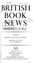 British Book News