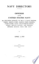 Navy Directory