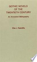 Gothic Novels of the Twentieth Century