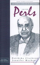 Fritz Perls : a splendid job organizing the...