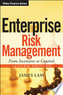 Enterprise Risk Management : of enterprise risk management since the...