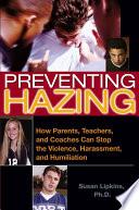 Preventing Hazing