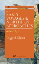 download ebook early voyages and northern approaches 1000-1632 pdf epub