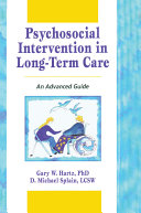 Psychosocial Intervention in Long term Care