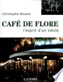 Caf   de Flore