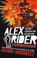 Alex Rider 01 Stormbreaker 15th Anniversary Edition