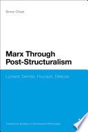 Marx Through Post-Structuralism