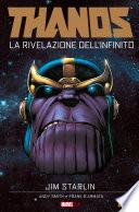Thanos Marvel Ogn
