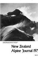 New Zealand Alpine Journal