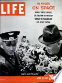 21 avr. 1961