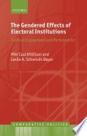 The Gendered Effects of Electoral Institutions