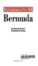 Frommer s Bermuda 1996