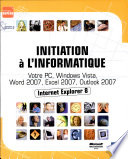 Initiation à l'informatique