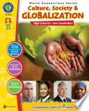 Culture  Society   Globalization
