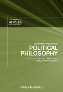 Contemporary debates in political philosophy