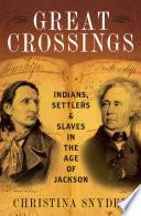 Great Crossings book