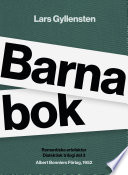 Barnabok