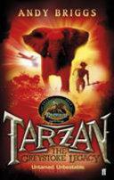 Tarzan Book Cover