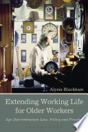 Extending Working Life for Older Workers