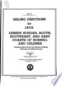 Sailing Directions For Java
