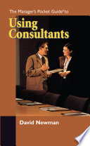 The Manager S Pocket Guide To Using Consultants