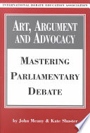 Art  Argument  and Advocacy