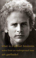 download ebook what is it all but luminous pdf epub