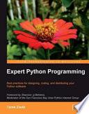 Expert Python Programming