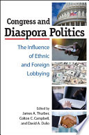 Congress and Diaspora Politics Groups And Foreign Governments On