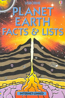Planet Earth Facts and Lists Internet Linked