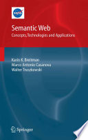 Semantic Web  Concepts  Technologies and Applications