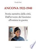 Ancona 1922   1940  Dall avvento del fascismo all entrata in guerra