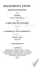 Plutarch's Lives