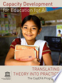 Capacity Development for Education for All